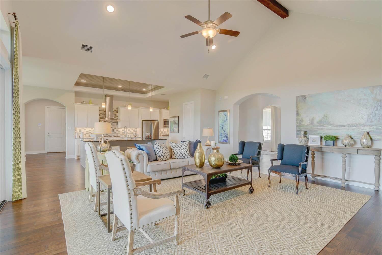 Family Room - Design 3513