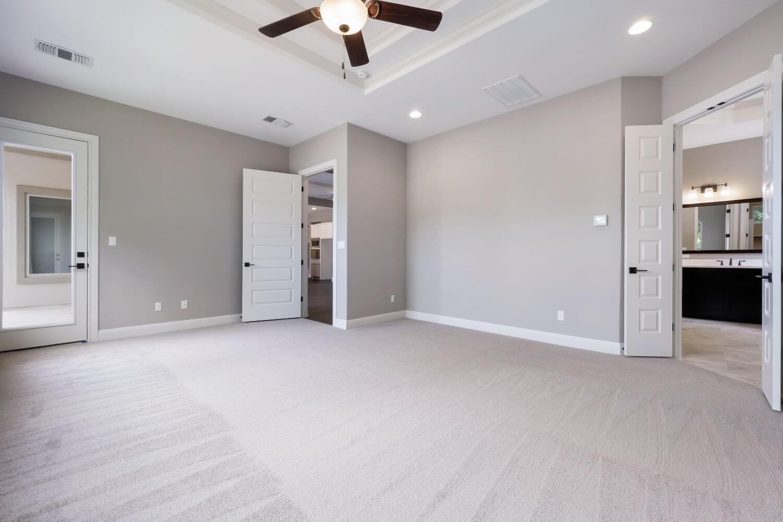 Design 3454 - Master Bedroom