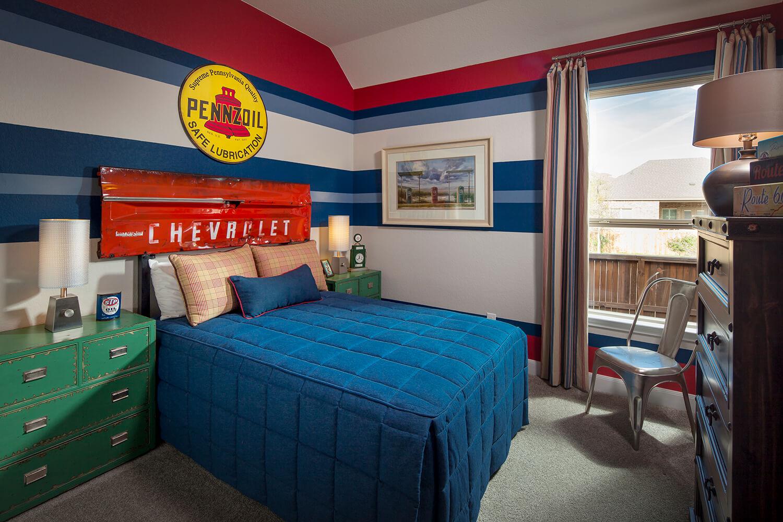 Fourth Bedroom - Design 3287