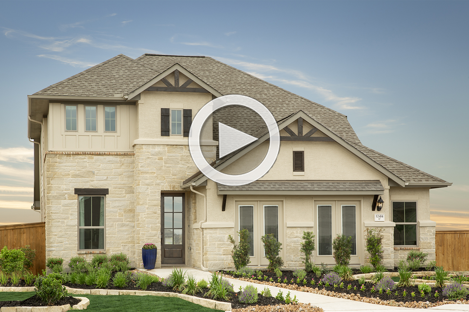 Coventry Homes at Stillwater Ranch
