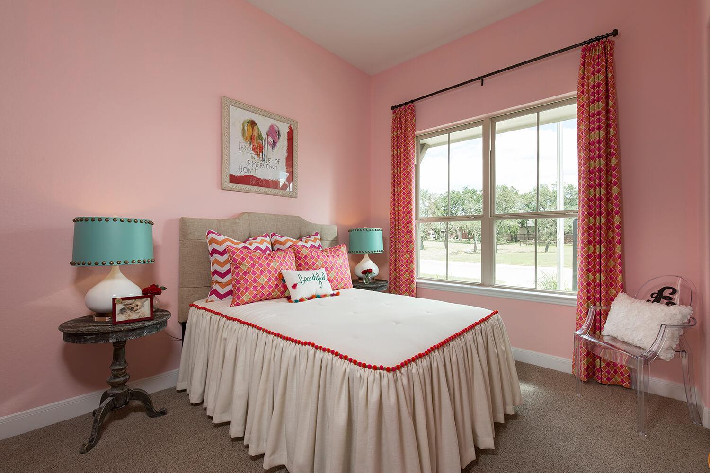 Secondary Bedroom - Design 2561