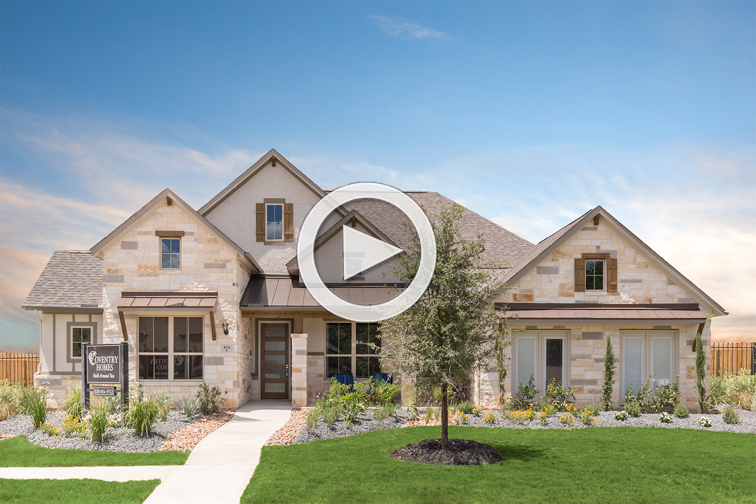 Coventry Homes at The Woods of Boerne