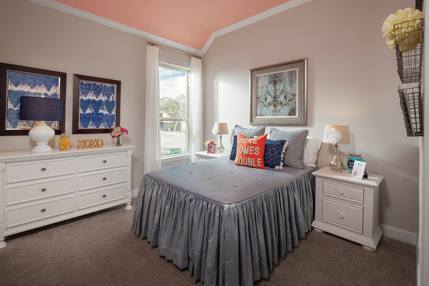 Fourth Bedroom - Design 2583