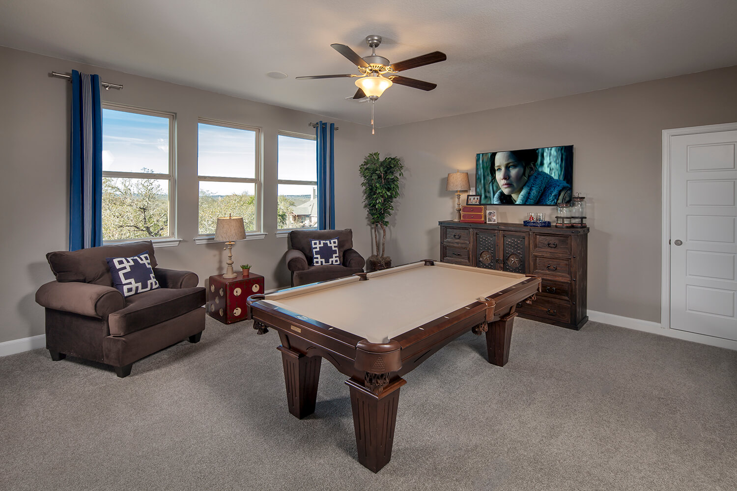 Game Room - Design 2583