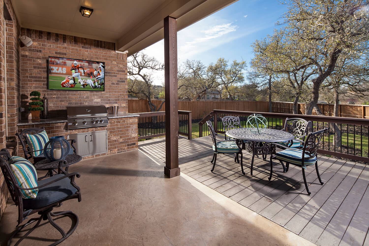 Covered Patio - Design 2583