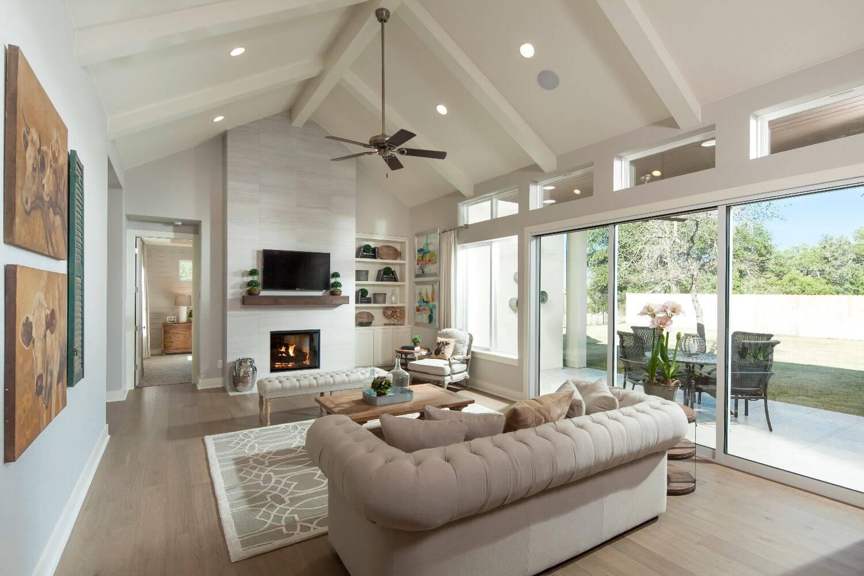 Family Room - Design 2441