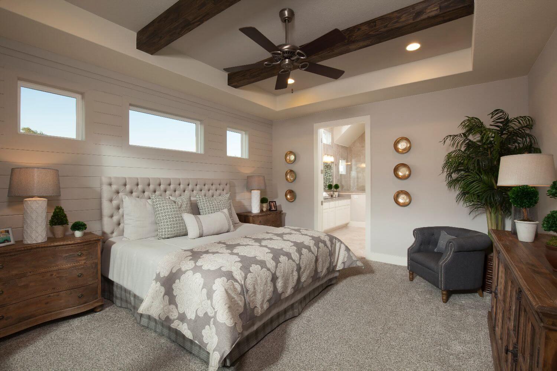 Master Bedroom - Design 2441