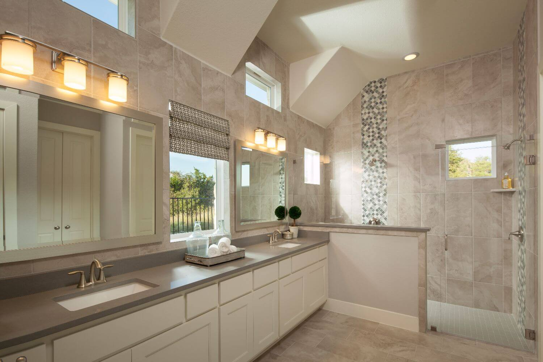 Master Bath - Design 2441