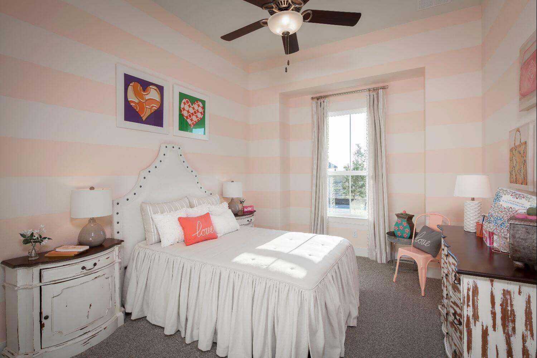 Secondary Bedroom - Design 2441