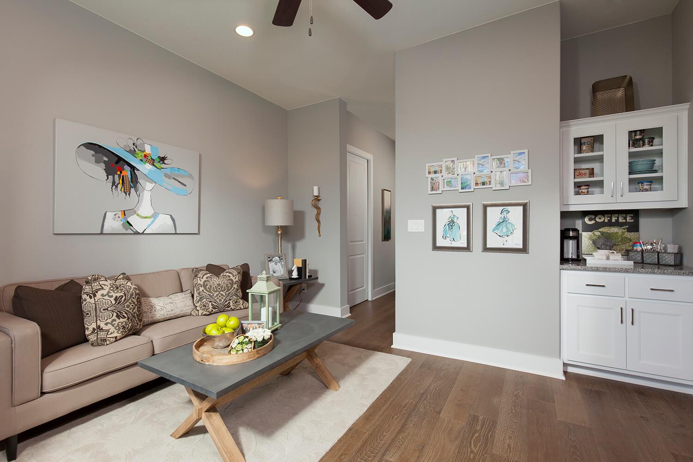 Generational Suite Living Area  - Design 3563