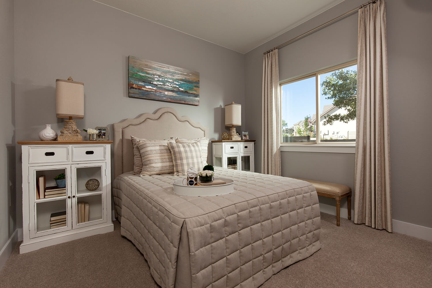 Generational Suite Bedroom - Design 3563