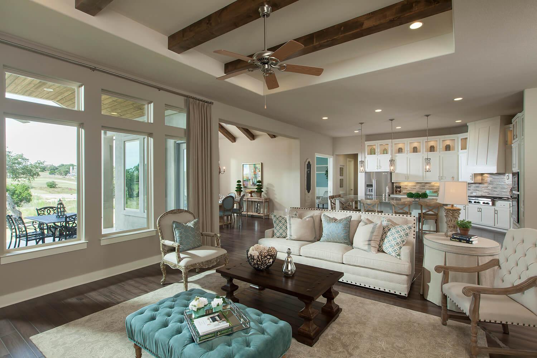 Family Room - Design 3719