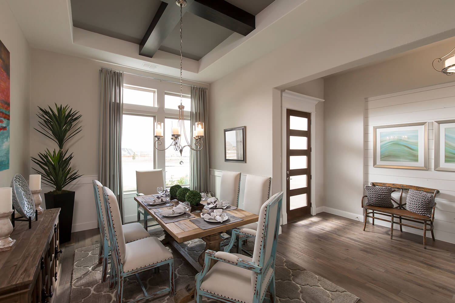 Dining Room - Design 3601