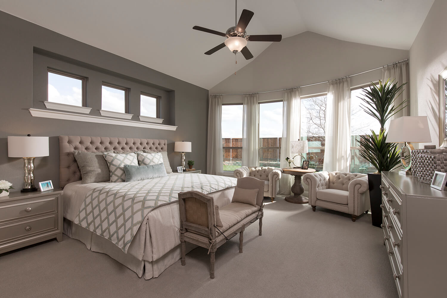 Master Bedroom - Design 3601