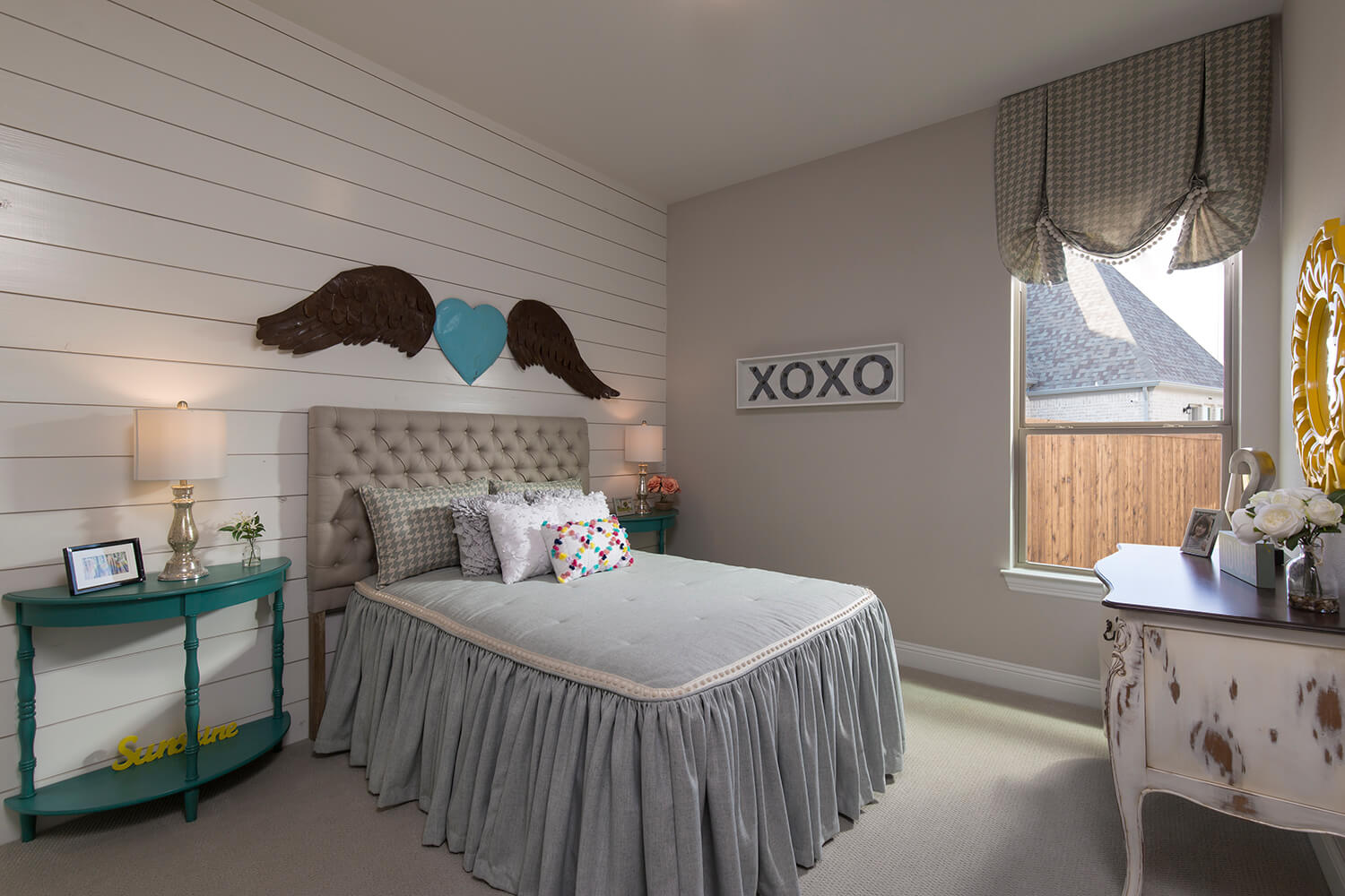 Secondary Bedroom - Design 3601