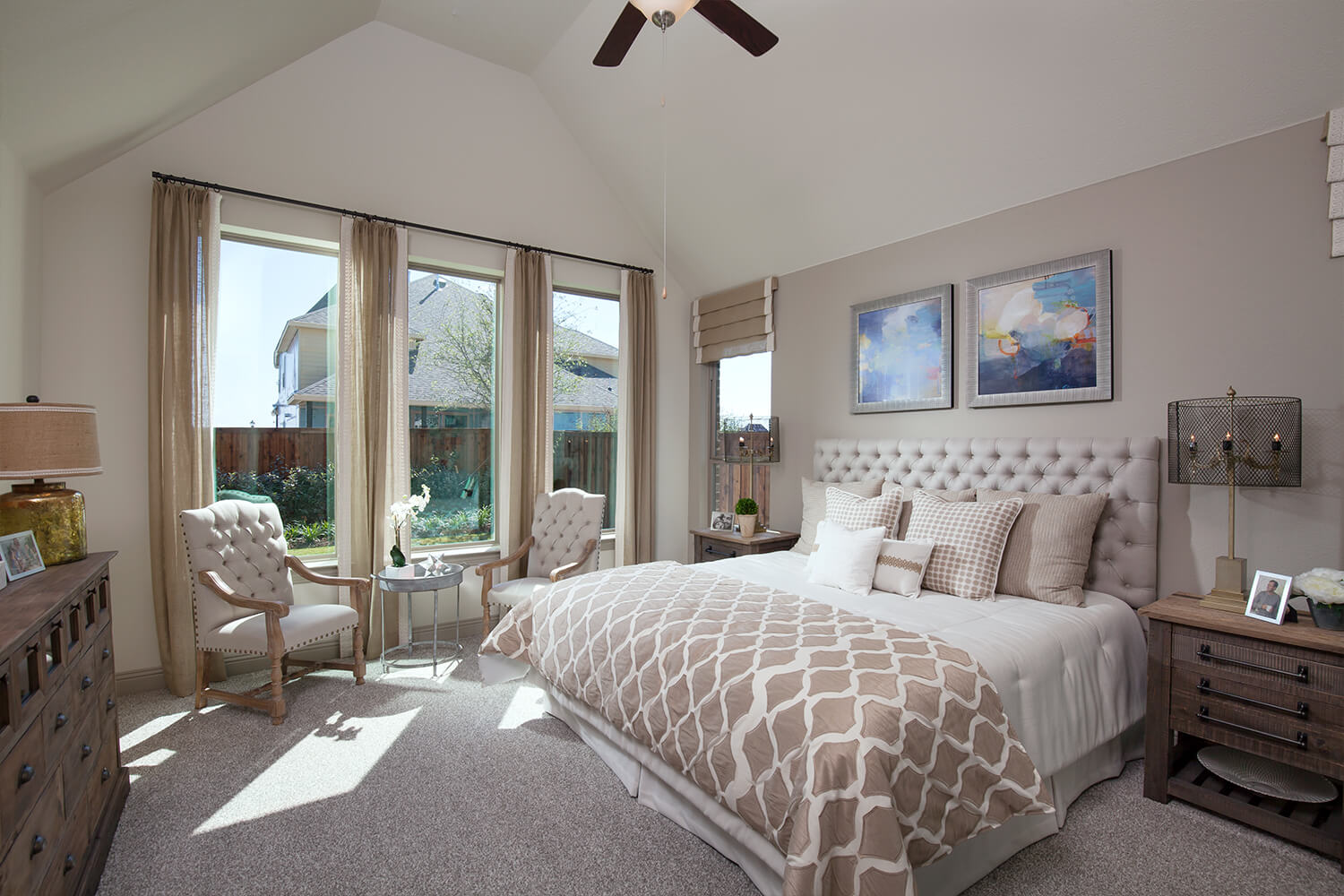 Master Bedroom - Design 3163