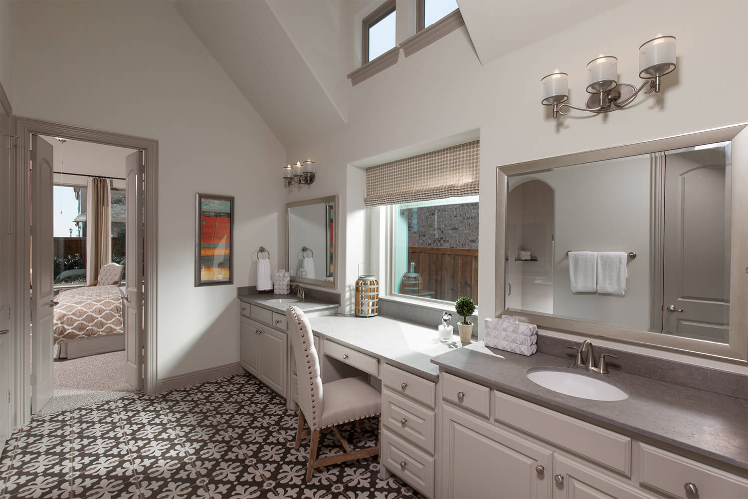 Master Bathroom - Design 3163