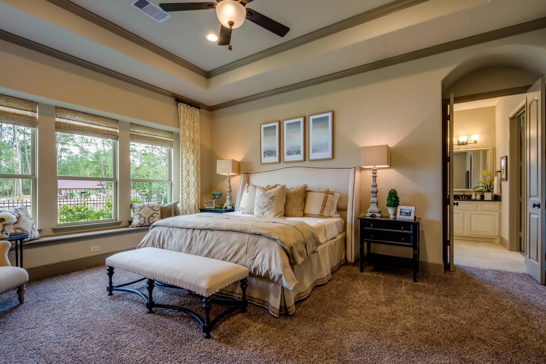 Master Bedroom - Design 7301
