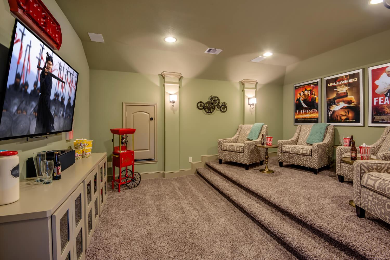 Media Room - Design 7301