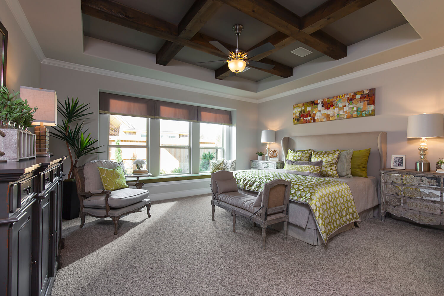 Master Bedroom - Design 6473