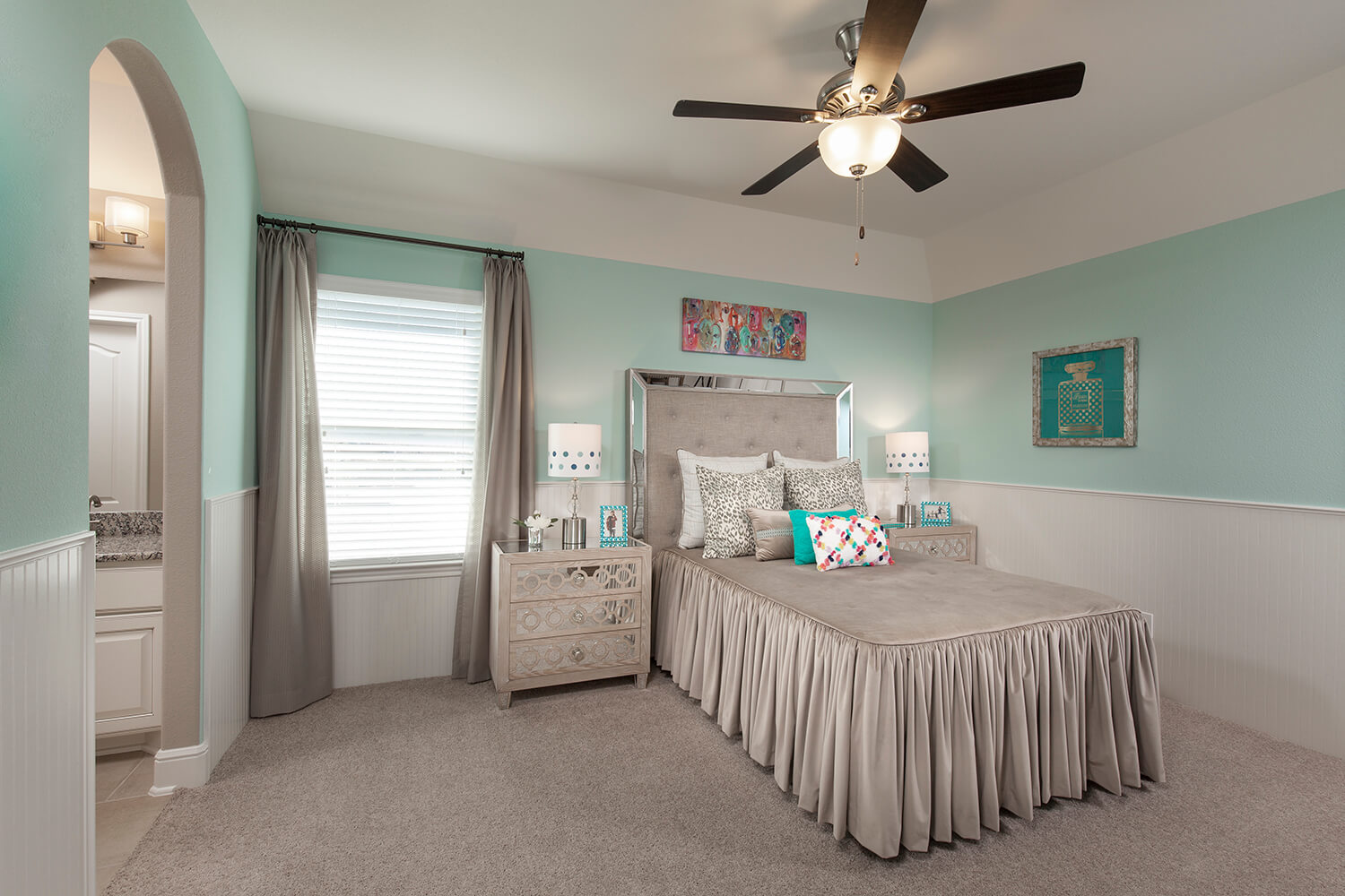 Secondary Bedroom - Design 8286