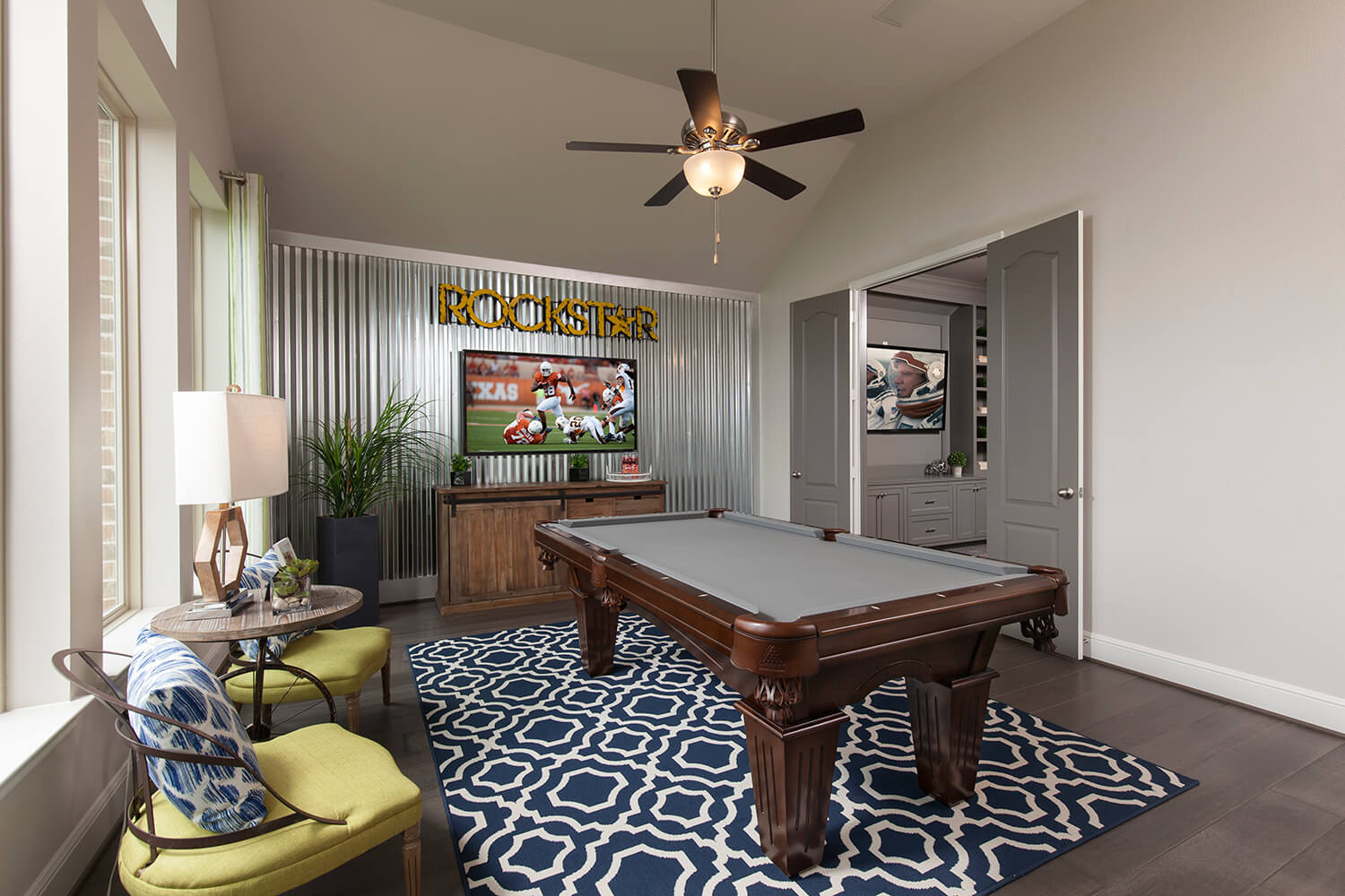 Game Room - Design 6876