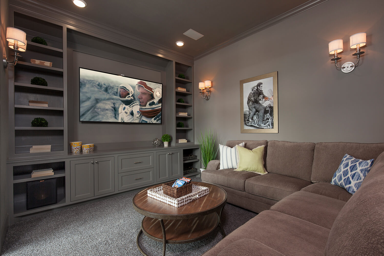 Media Room - Design 6876