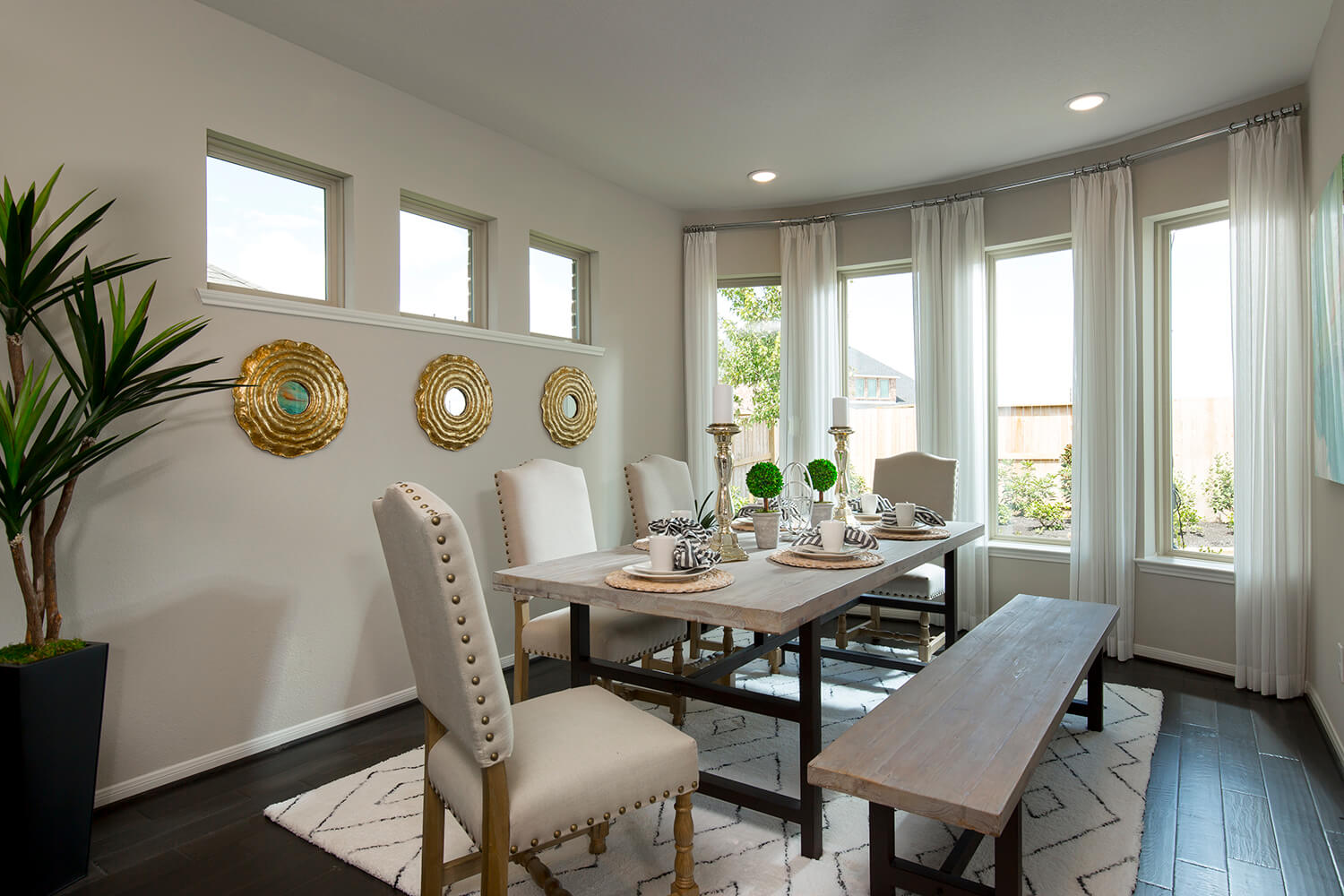 Breakfast Nook - Design 5402