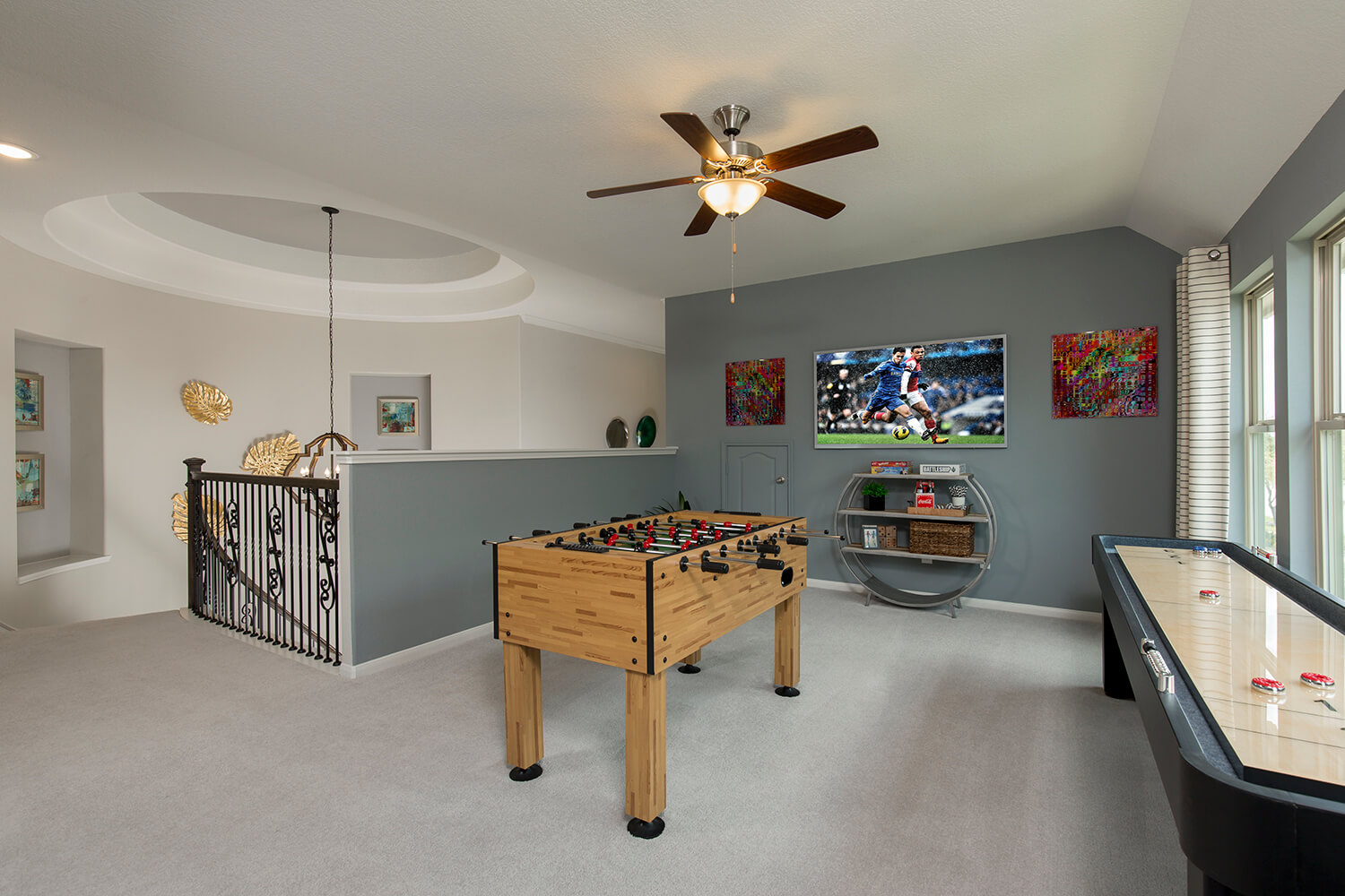 Game Room - Design 5402