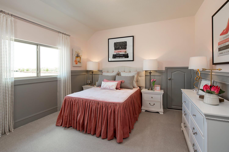 Secondary Bedroom - Design 5402