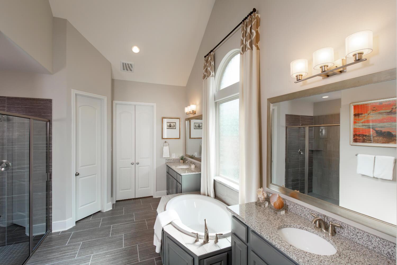Master Bathroom - Design 7312