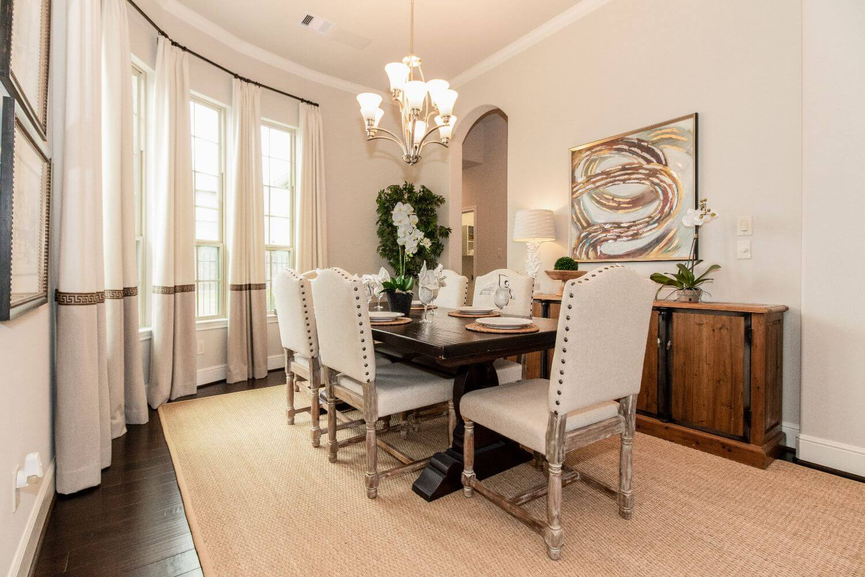 Dining Room - Design 5863