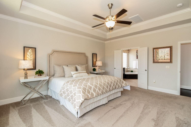 Master Bedroom - Design 5863