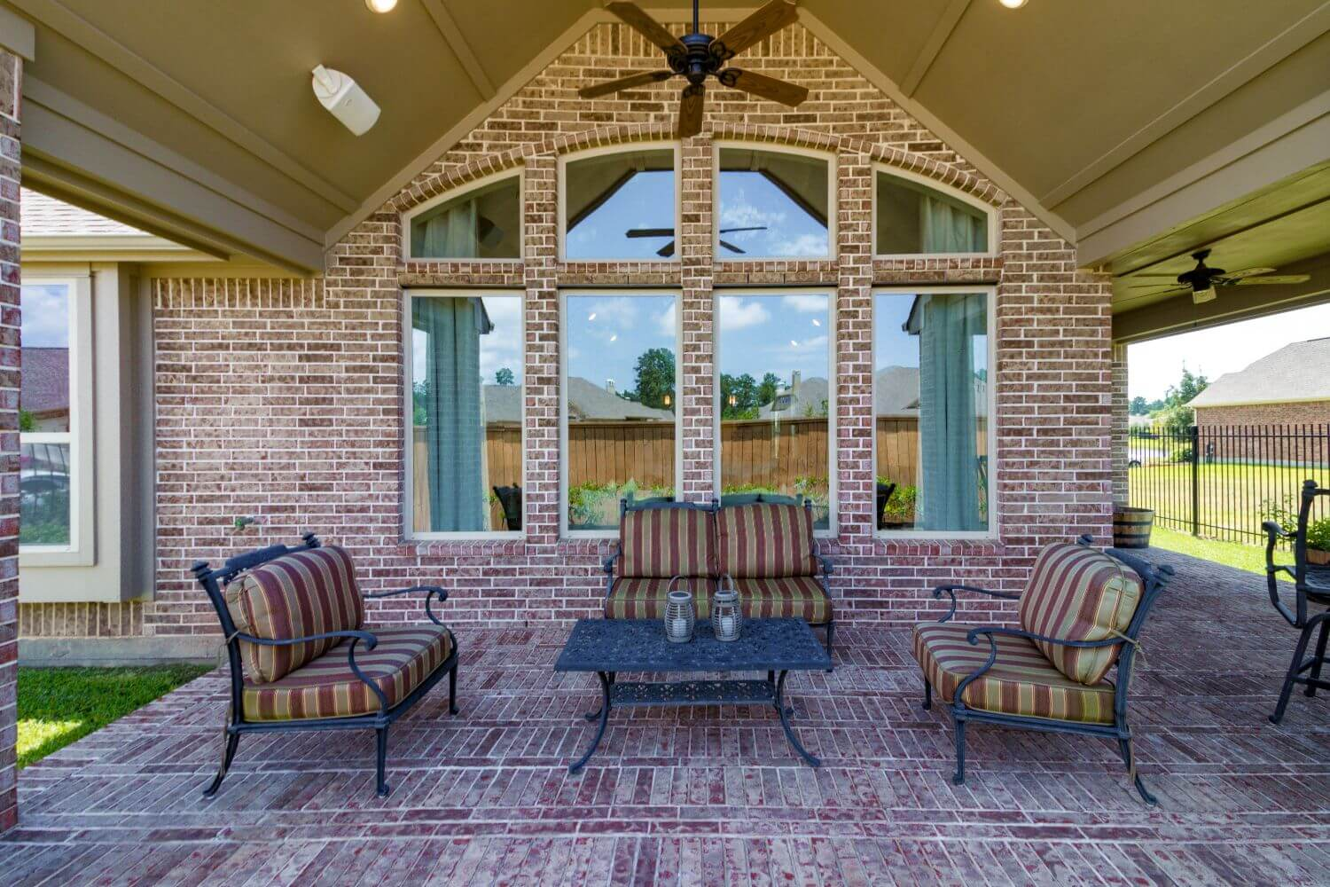 Covered Patio - Design 5863