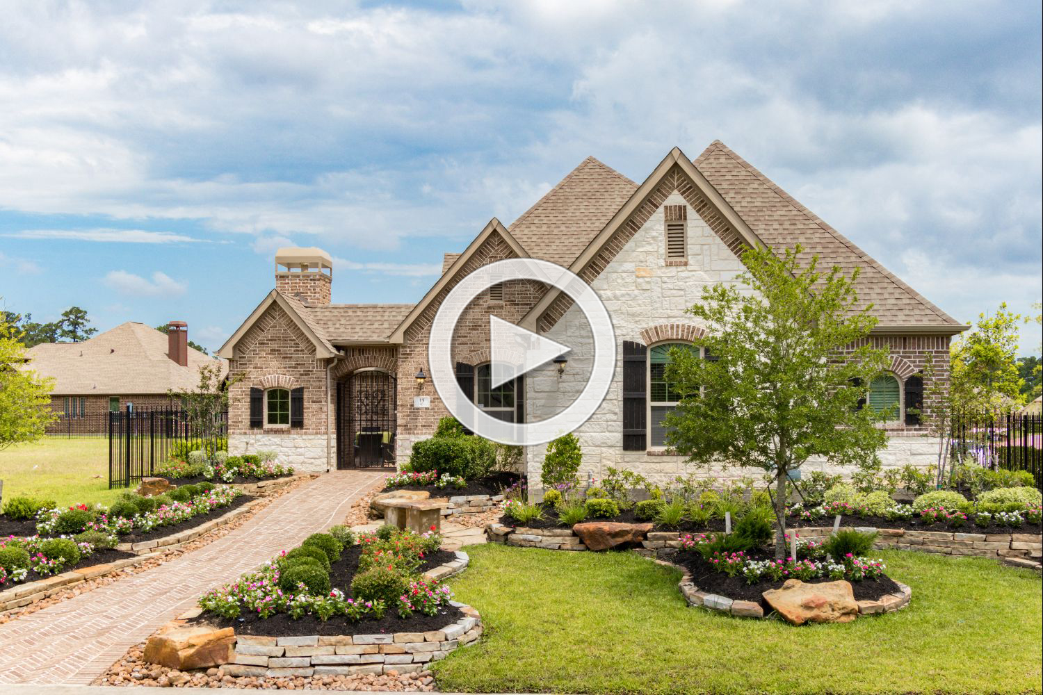 Coventry Homes in Timarron Lakes
