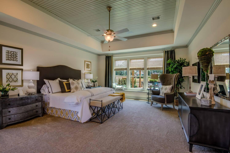 Master Bedroom - Design 7297