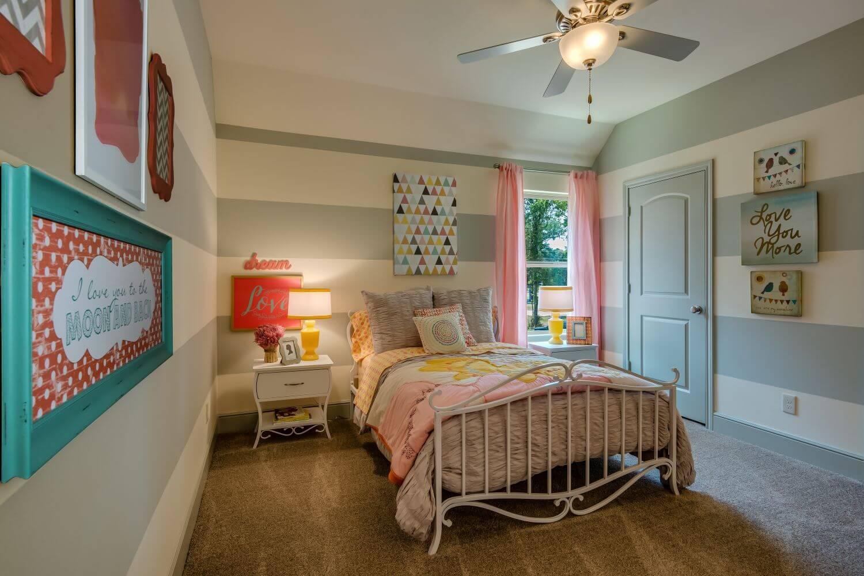 Secondary Bedroom - Design 7297
