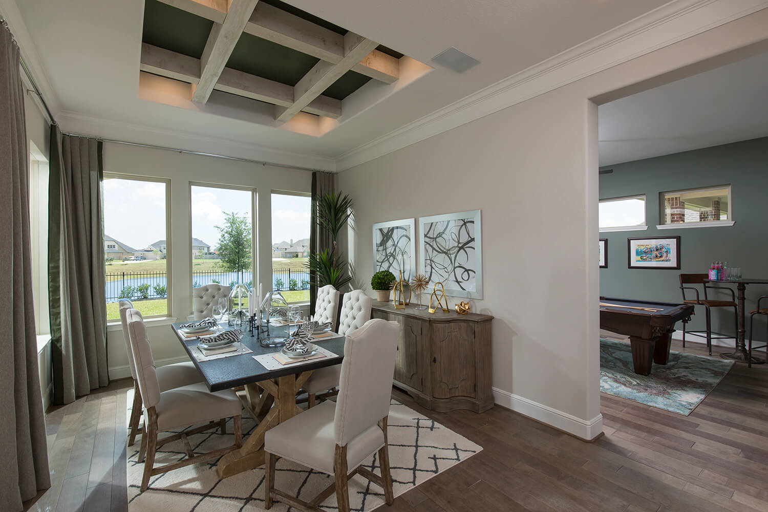 Dining Room - Design 7312