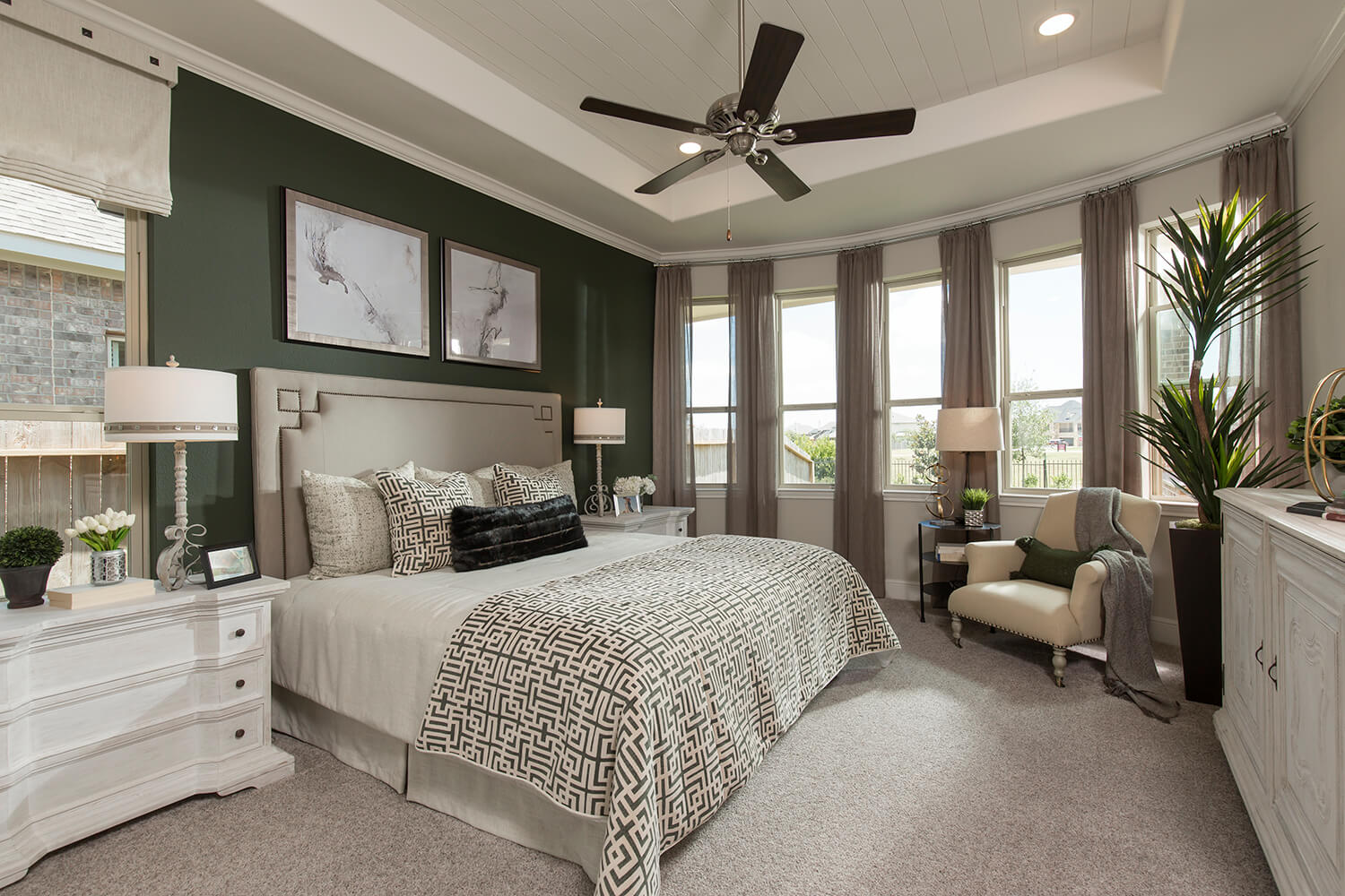 Master Bedroom - Design 7312