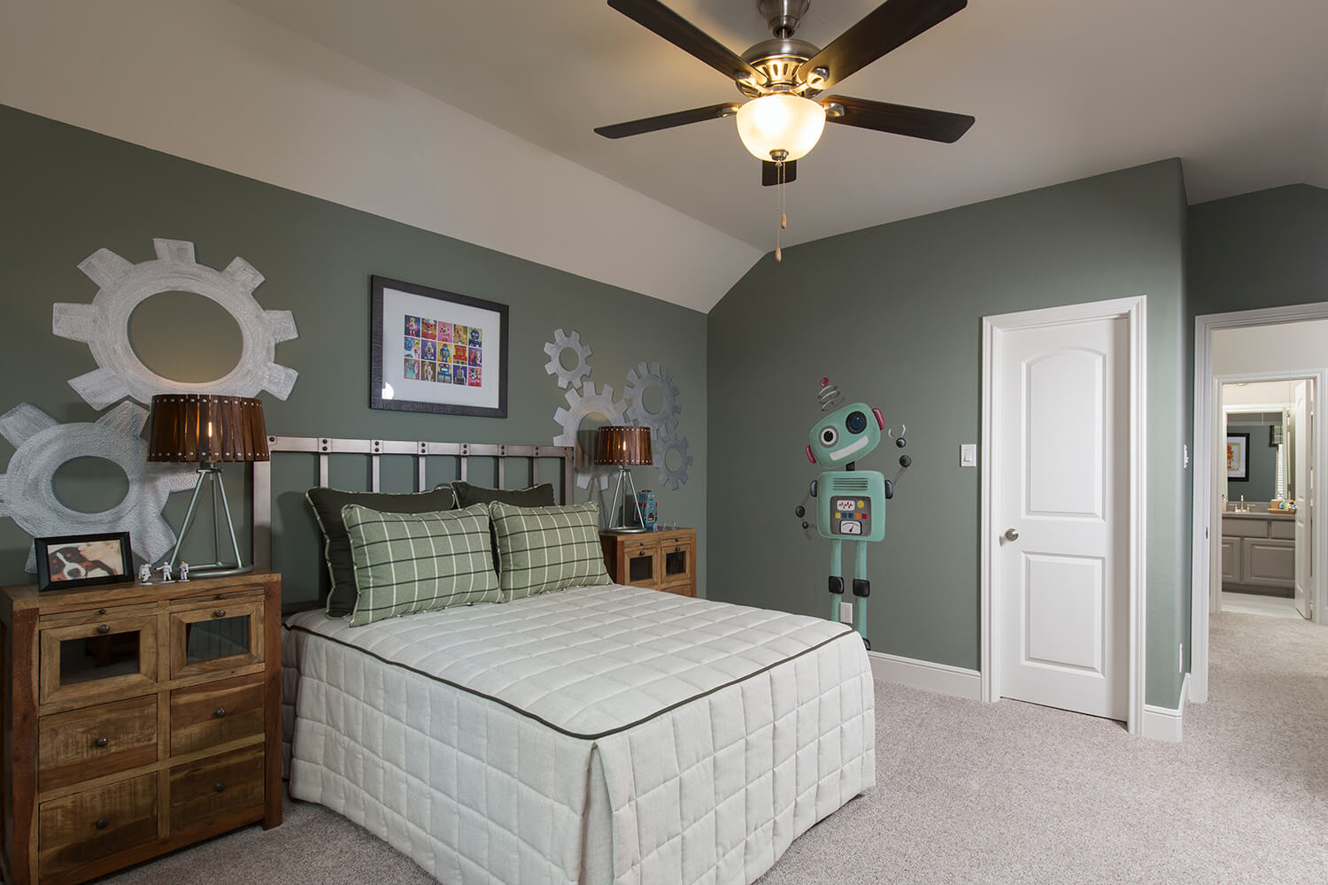 Secondary Bedroom - Design 7312