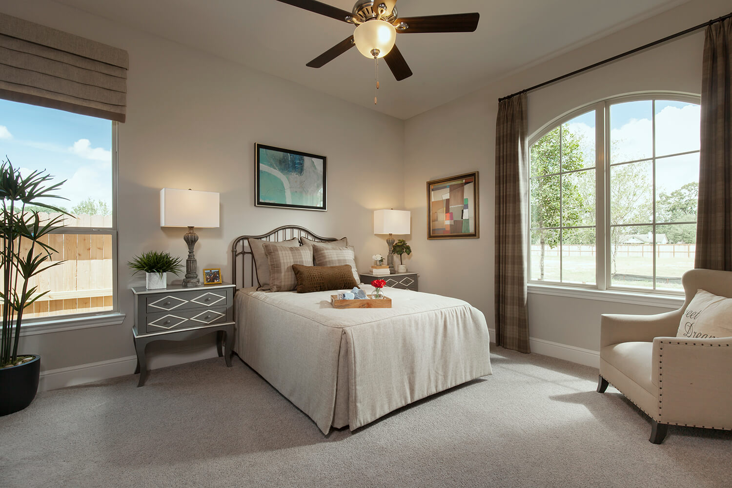 Secondary Bedroom - Design 8264