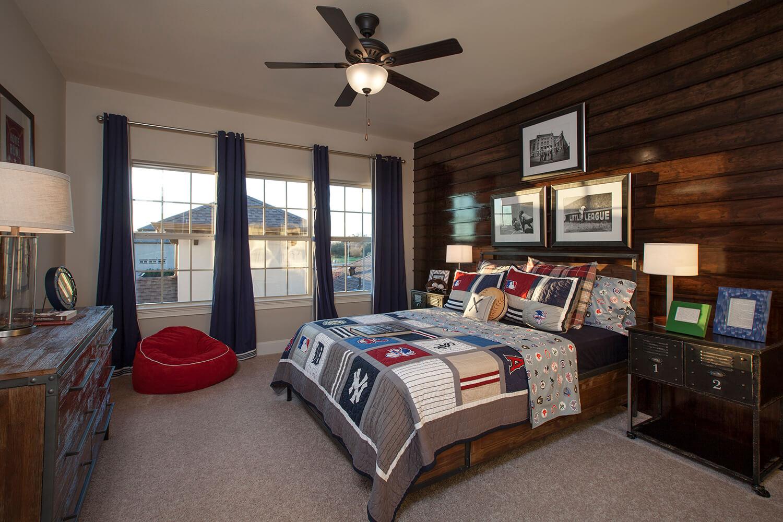 Secondary Bedroom - Design 8264