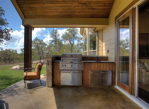 Outdoor Kitchen - Design 6348
