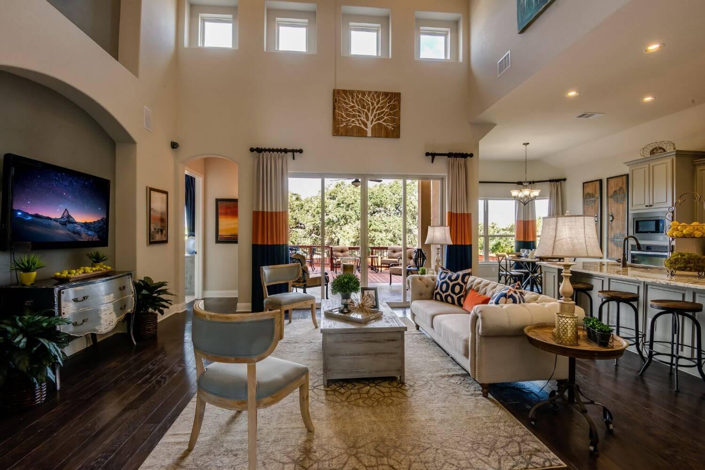 Family Room - Design 3653