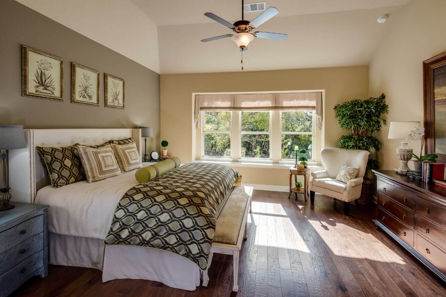 Master Bedroom - Design 3256