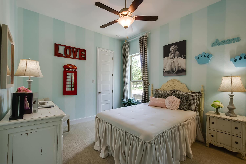 Bedroom 3 - Design 3513