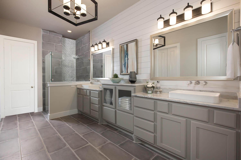 Master Bathroom - Design 2300
