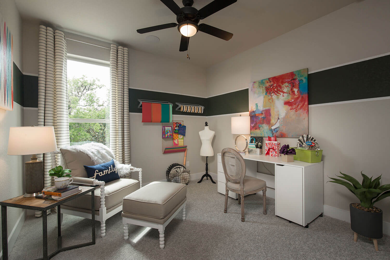 Secondary Bedroom - Design 2300