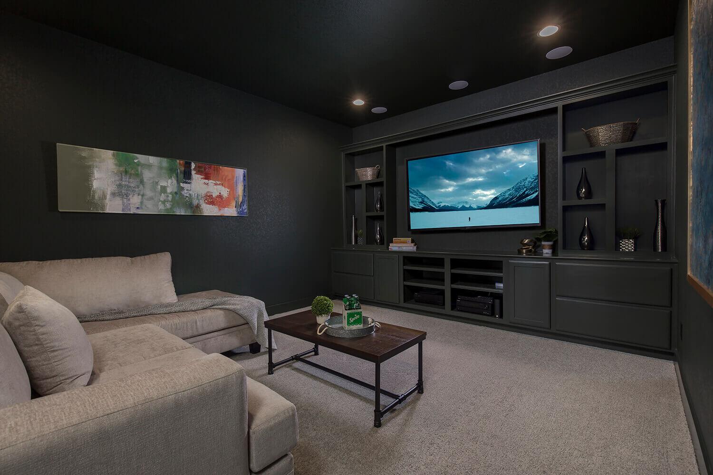 Media Room - Design 2300