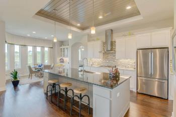 Coventry Homes Opens Model in Crystal Falls